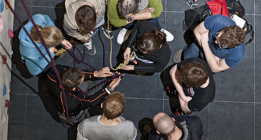Site Specific Qualifications and CPD Accreditation Climbing Wall Courses by Arrampica