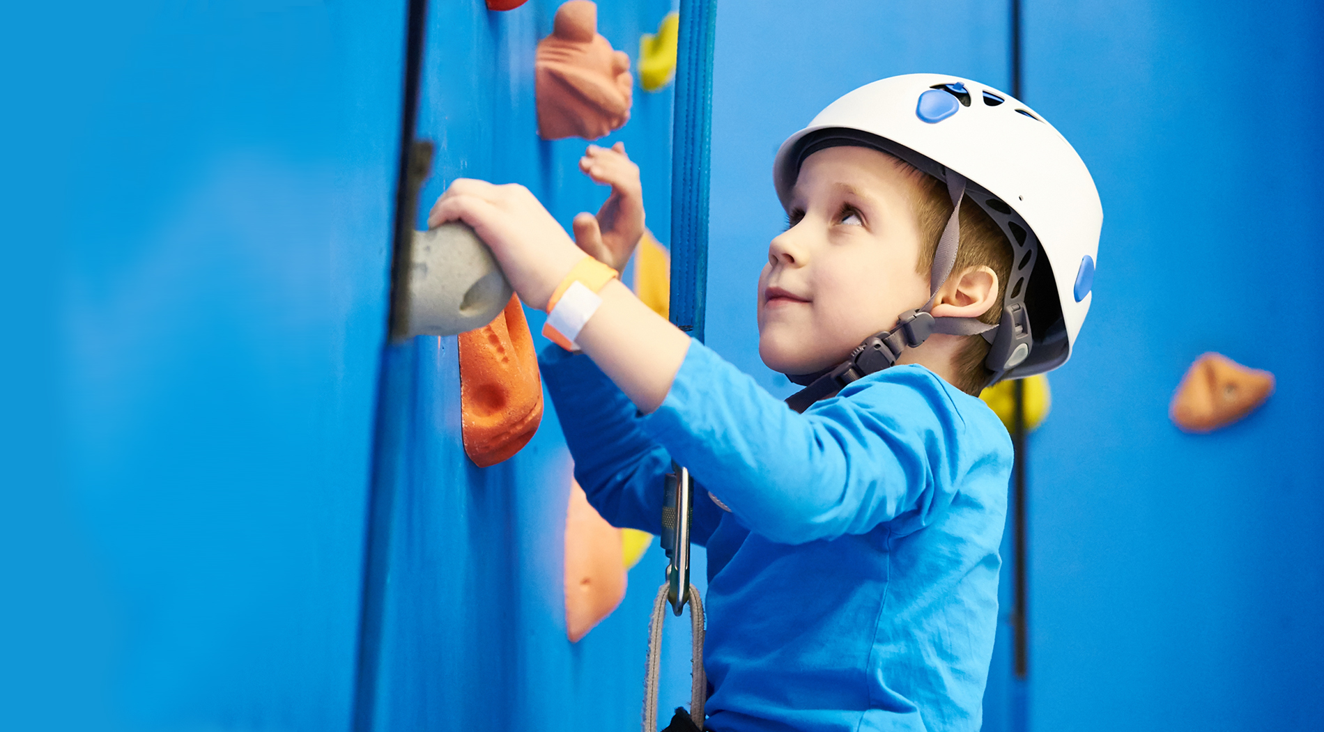 Arrampica climbing wall services and training for schools and education