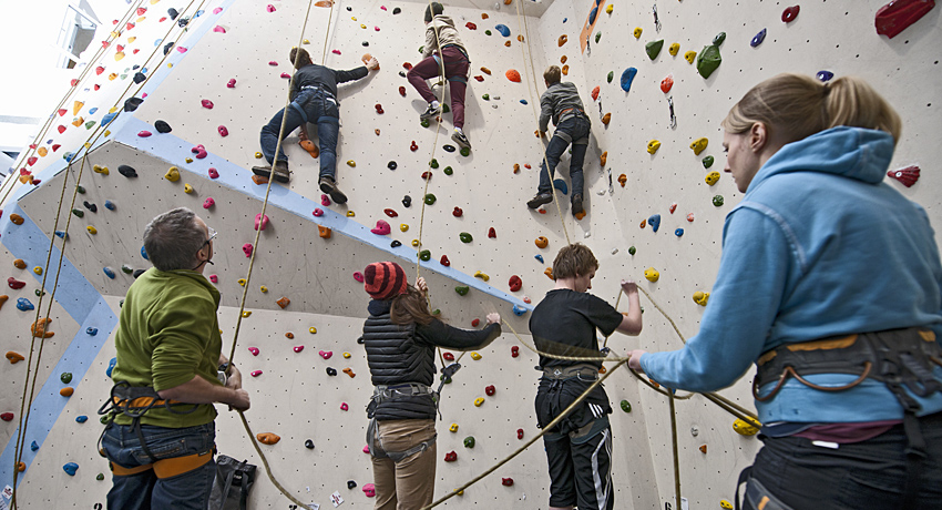 Arrampica-Climbing Wall Award