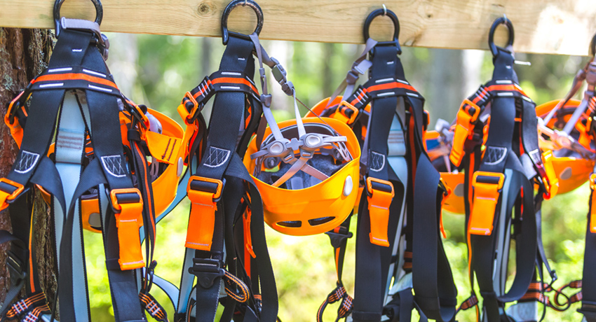 Arrampica Ropes Course Instructor Training