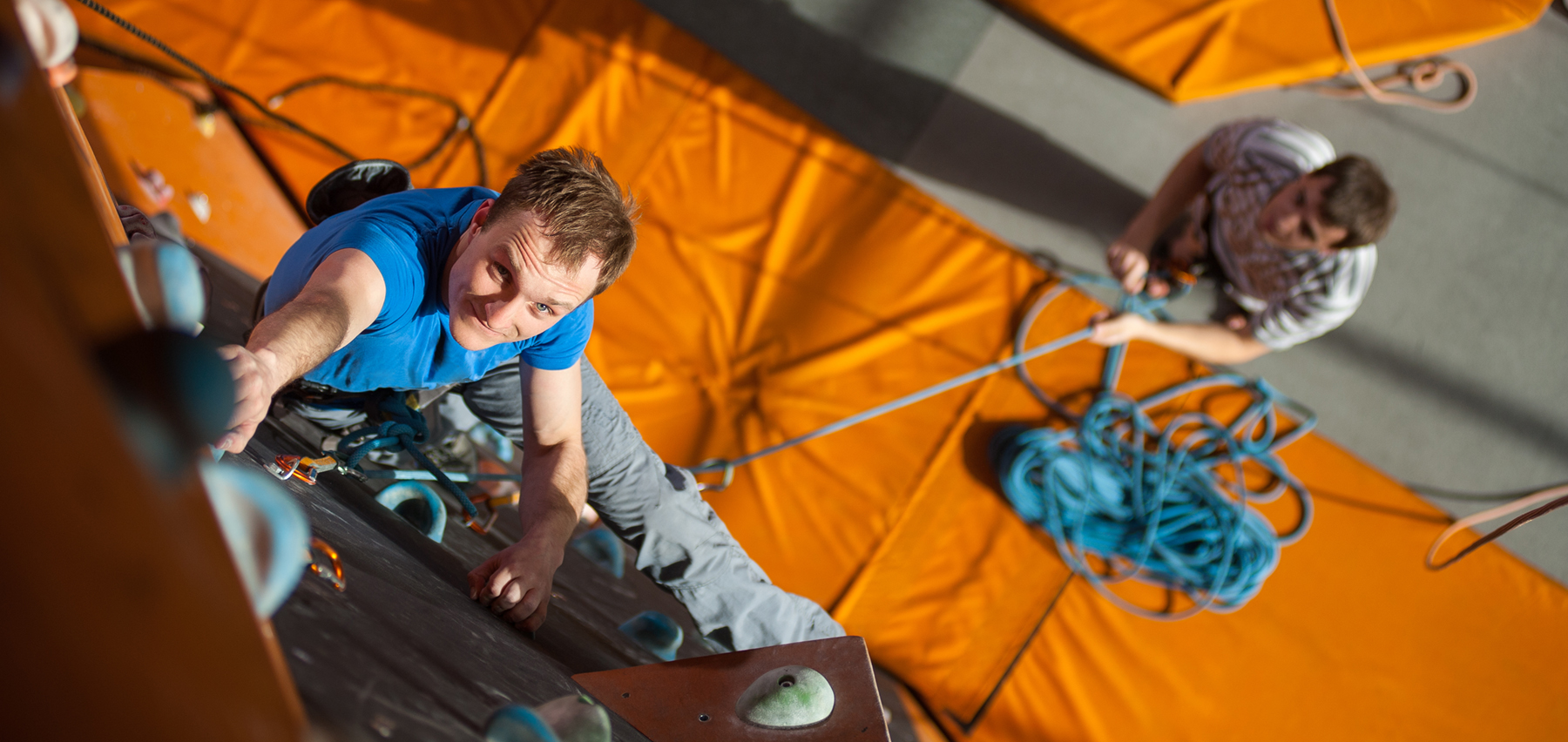 Climbing Wall Instructor Courses from Arrampica