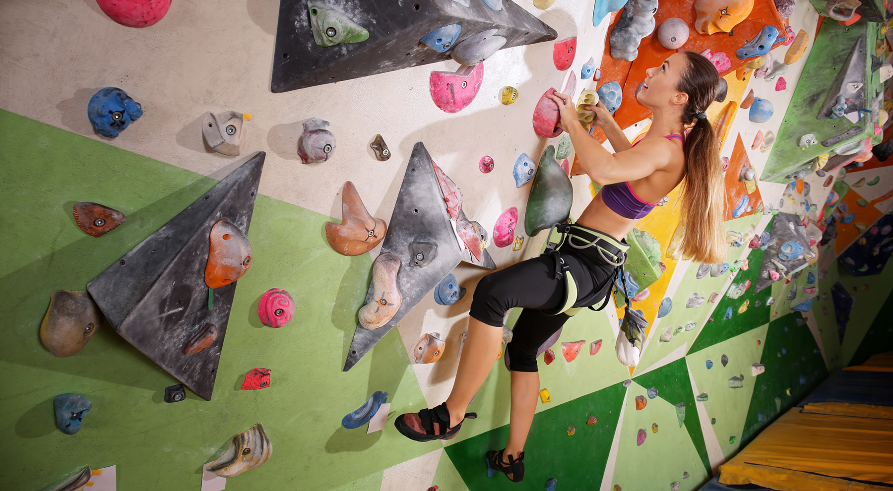 Arrampica climbing wall technical advice