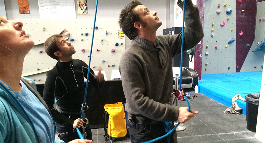 New Climbing Instructor Courses 2018 from Arrampica